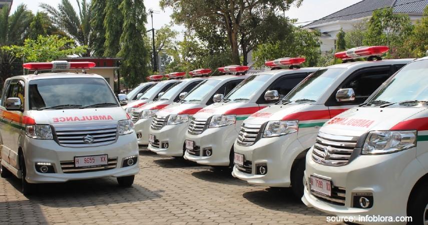Ambulance Transportasi - Jenis Ambulance di Indonesia