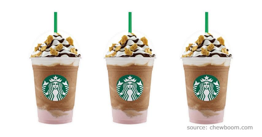 Banana Split Frappuccino - Rekomendasi Menu rahasia Starbucks