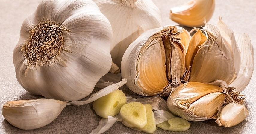 Bawang Putih - Daftar Menu Makanan Sehat dan Bergizi