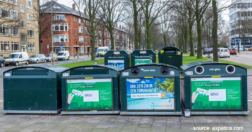 Belanda - Pengelolaan Sampah Di Negara Maju Mulai dari Asia Sampai Eropa