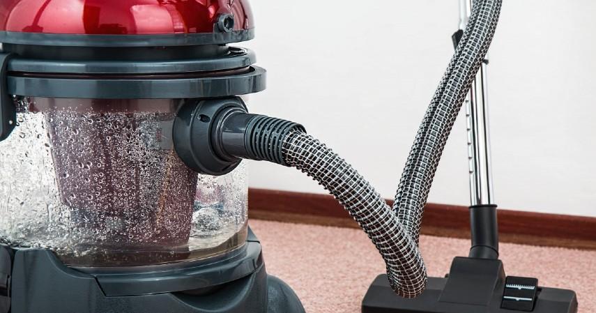 Benda Paling Berkuman di Rumah - Vacuum Cleaner