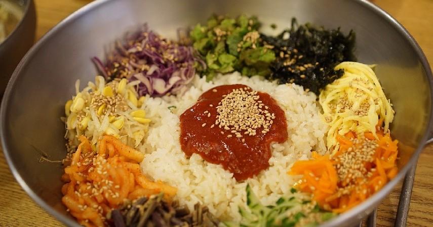 Bibimbap - Makanan Korea yang Populer di Indonesia