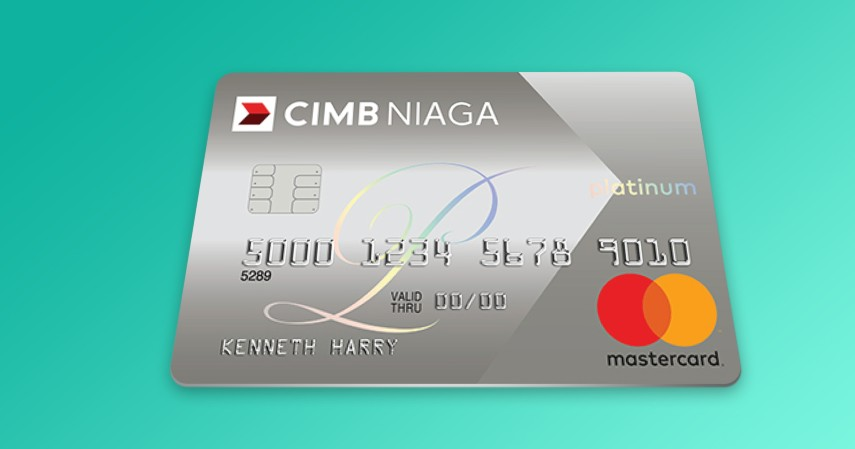 CIMB Niaga Mastercard Platinum - Daftar Kartu Kredit CIMB Niaga Terbaik dengan Promo Berlimpah