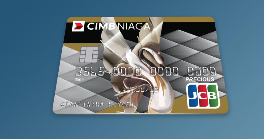 CIMB Niaga Precious - Daftar Kartu Kredit CIMB Niaga Terbaik dengan Promo Berlimpah