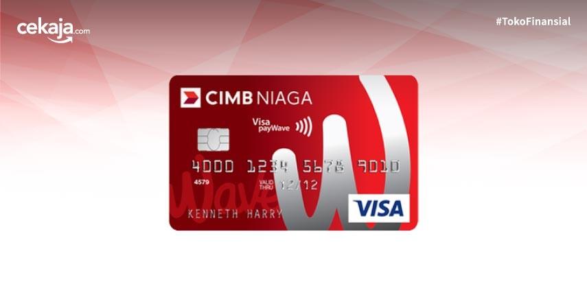 CIMB Niaga Wave n Go - Kartu Kredit Terbaik untuk Mahasiswa dan Tips Mendapatkannya