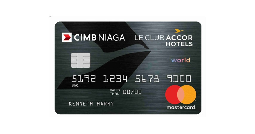 CIMB Niaga World All Accor Live Limitless - Daftar Kartu Kredit CIMB Niaga Terbaik dengan Promo Berlimpah