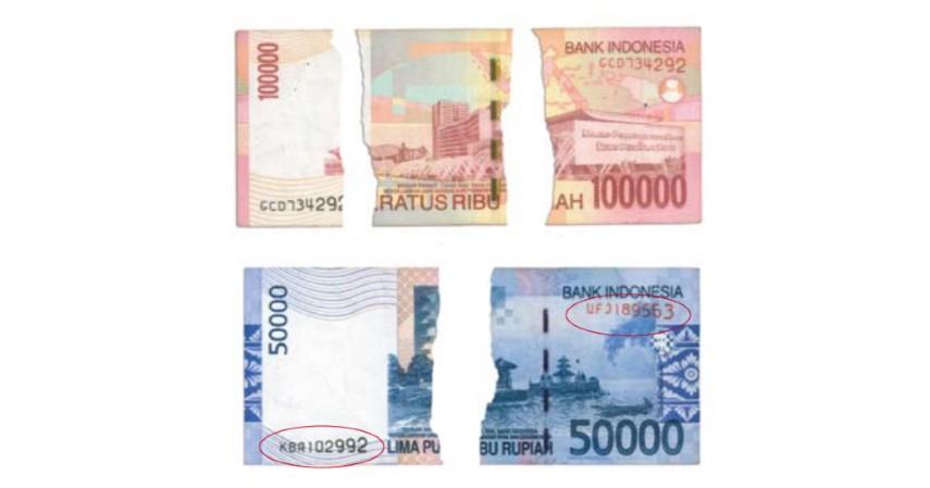 Cara dan Syarat Menukarkan Uang Rusak di BI - Cara Menukarkan Uang Rusak di BI