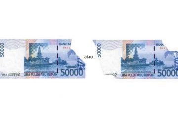 Cara dan Syarat Menukarkan Uang Rusak di BI - Syarat Menukarkan Uang Rusak di BI