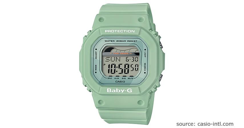 Casio Baby G BLX-560-3 - 9 Jam Wanita Anti Air Terbaik