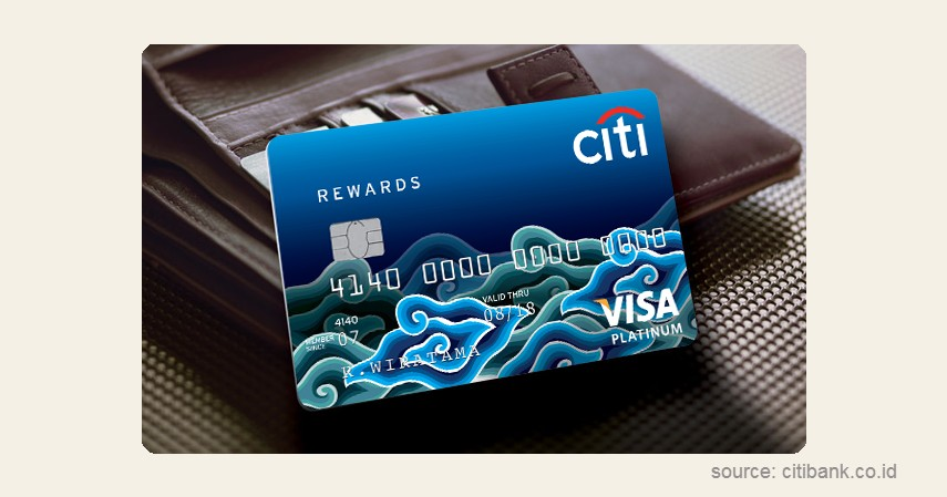 Citi Rewards - Jenis-jenis Kartu Kredit Citibank