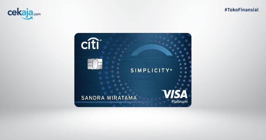 Citi Simplicity+ Card - Kartu Kredit Terbaik untuk Mahasiswa dan Tips Mendapatkannya