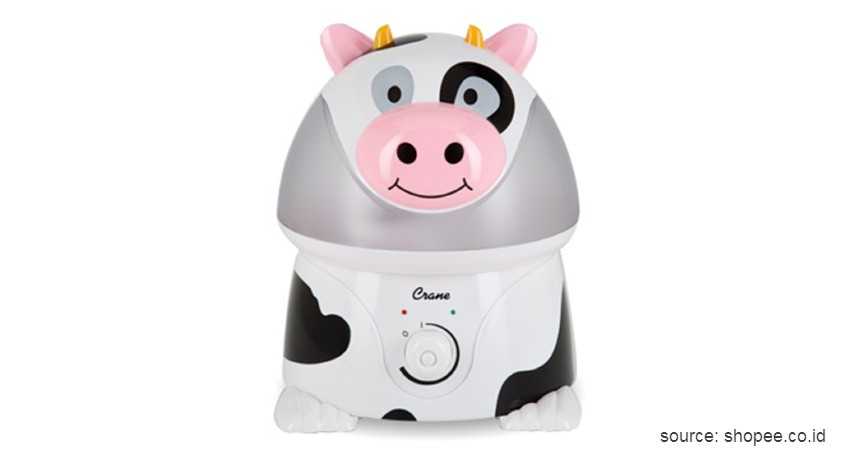 Crane Curtis The Cow - Merk Air Humidifier Murah Terbaik
