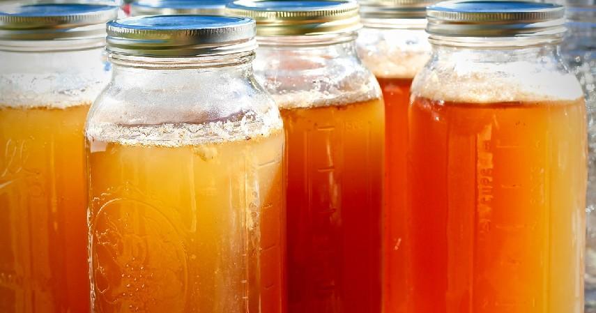 Cuka sari apel - 6 Jamu Pelancar Haid