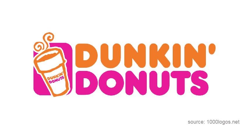 Dunkin' Donuts - 7 Merk Donat Terpopuler di Indonesia