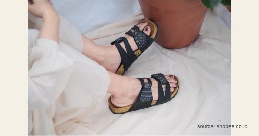 Eastmountside - 10 Merk Sandal Wanita Lokal Terbaik