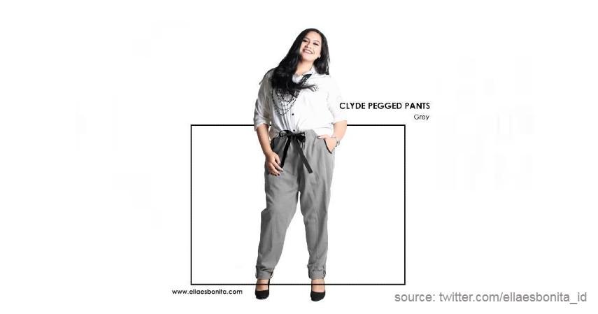 Ella Es Bonita - 8 Brand Lokal Fashion Plus Size Terbaik