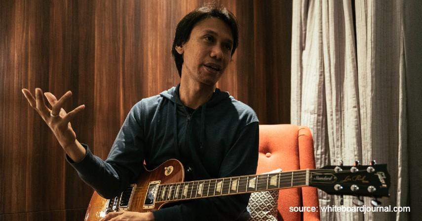 Eross Candra - 8 Produser Musik Indonesia Terbaik