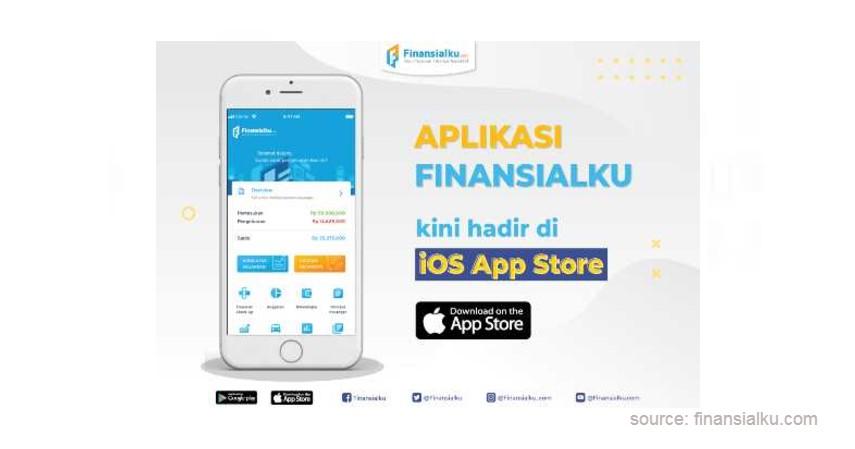 Finansialku - Aplikasi Pengatur Keuangan Gratis