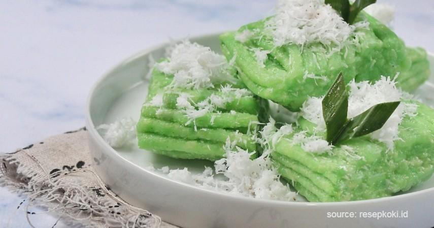 Getuk singkong - 8 Ide Bisnis Kuliner dari Olahan Singkong
