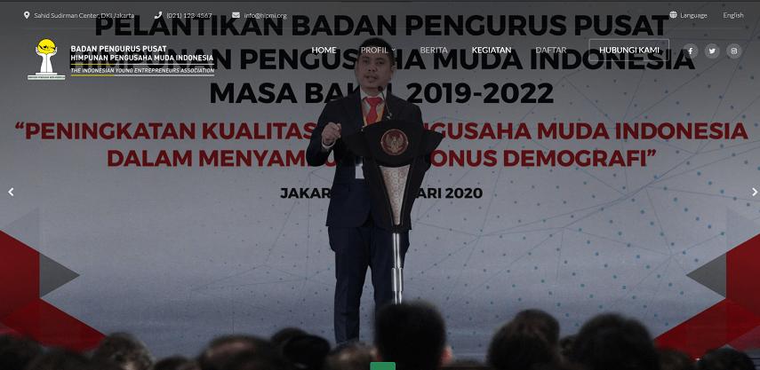 HIPMI - Daftar Komunitas Bisnis Terbesar di Indonesia