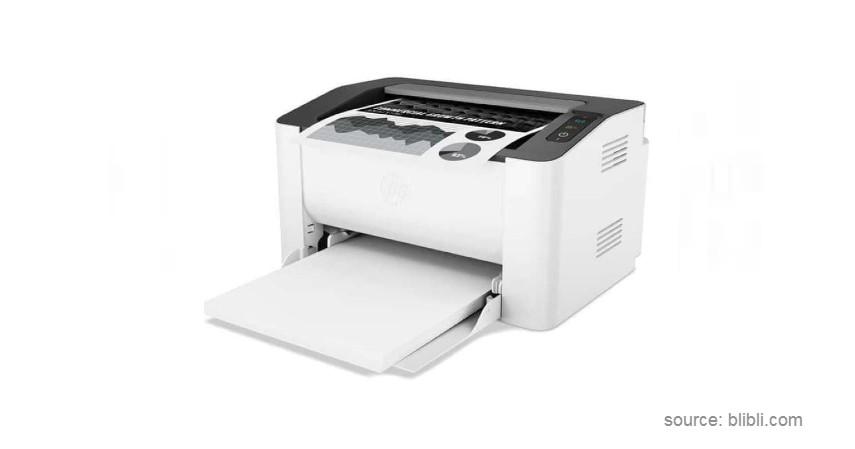 HP Laser 107a - 8 Merk Printer Laserjet Terbaik
