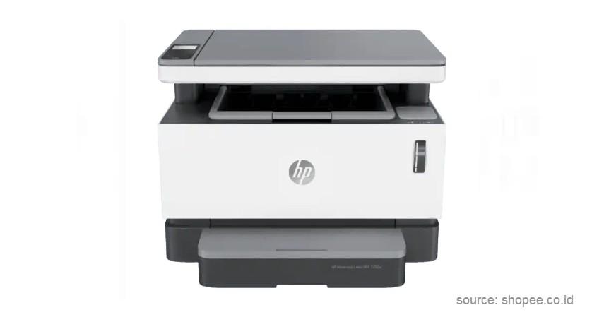 HP Neverstop Laser MFP 1200w - 8 Merk Printer Laserjet Terbaik
