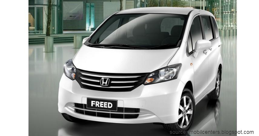 Honda Freed - Daftar Mobil Bekas MPV Pintu Geser Terbaik Di Bawah Rp150 Juta