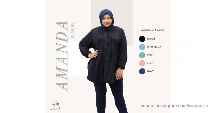 I Wear Alice - 8 Brand Lokal Fashion Plus Size Terbaik