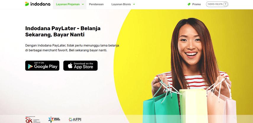 Indodana - 5 Situs Kredit HP Terbaik dengan Proses Pengajuan Cepat