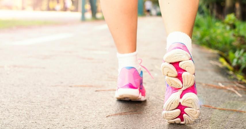 Jalan Cepat - Olahraga yang Bisa Bantu Memperpanjang Usia dan Menurunkan Risiko Kematian Dini