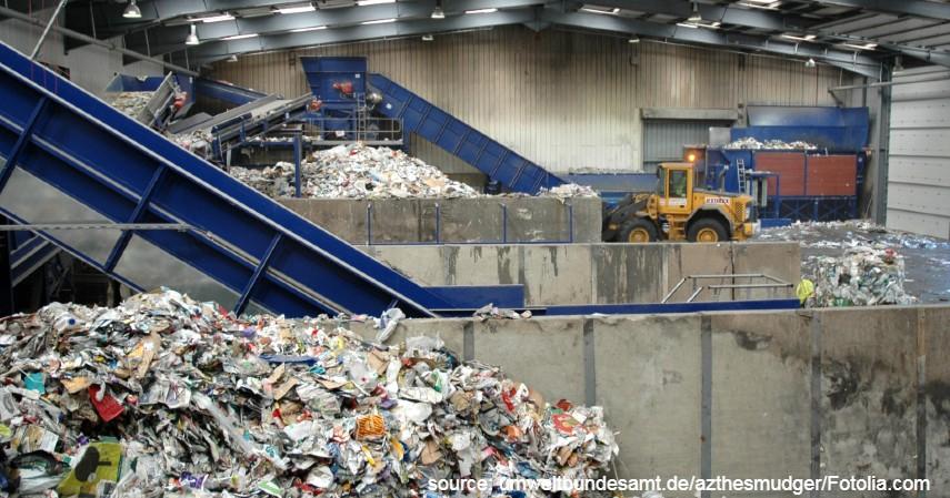 Jerman - Pengelolaan Sampah Di Negara Maju Mulai dari Asia Sampai Eropa