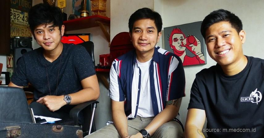 Laleilmanino - 8 Produser Musik Indonesia Terbaik