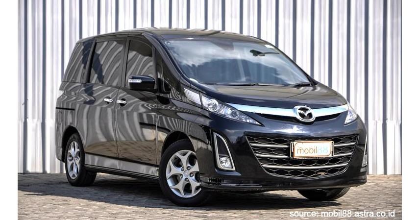 Mazda Biante - Daftar Mobil Bekas MPV Pintu Geser Terbaik Di Bawah Rp150 Juta