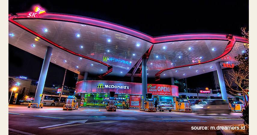 McDonald's di Ulsan - 8 Restoran McDonald's Termewah di Dunia