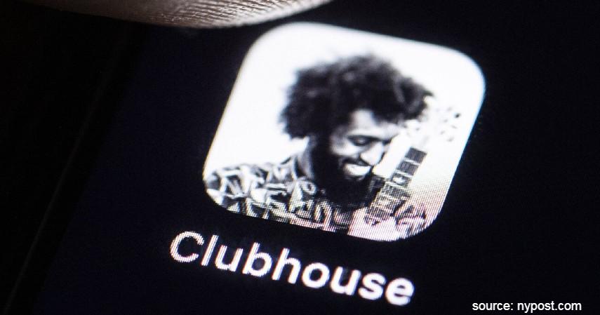Mengenal Aplikasi Clubhouse