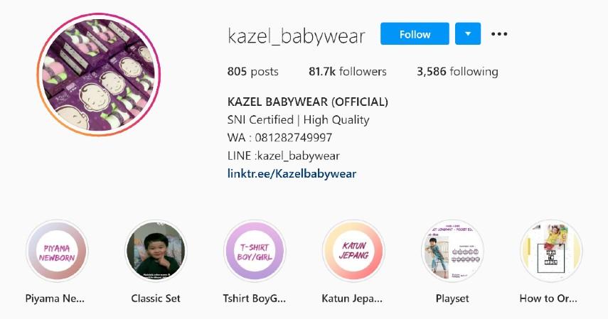 Merk Pakaian Tidur Terbaik untuk Orang Dewasa dan Anak-anak - Kazel Babywear