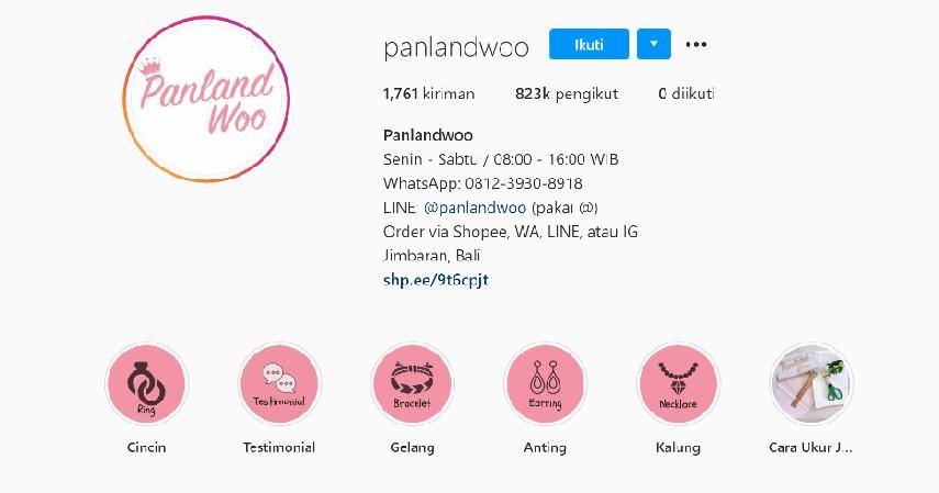 Merk Perhiasan Lokal Terbaik di Indonesia - Pandlandwoo
