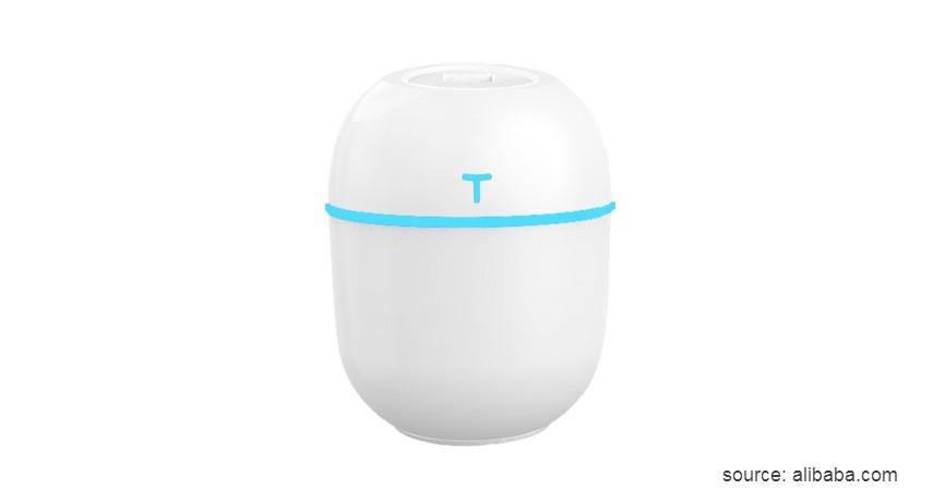 Mini Air Humidifier for Automobile and Home - Merk Air Humidifier Murah Terbaik