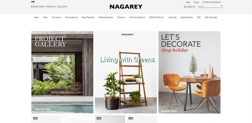 NAGAREY - 12 Toko Furniture Lokal Terbaik