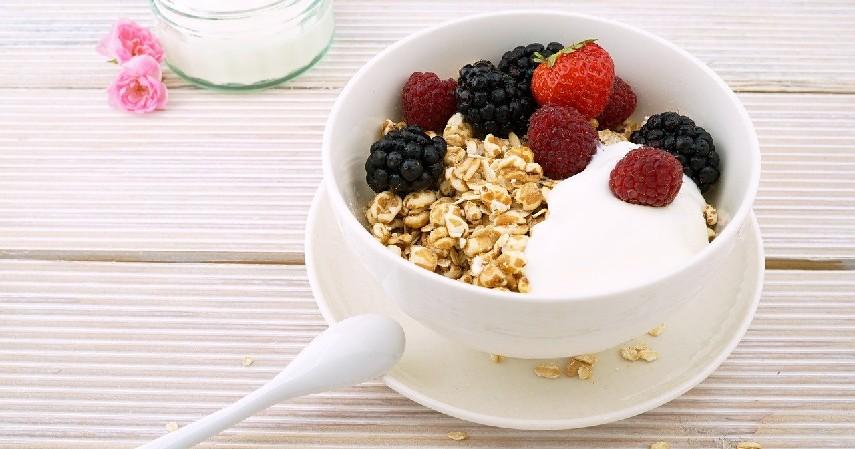 Oatmeal - Daftar Menu Makanan Sehat dan Bergizi
