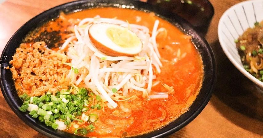 Ramyeon pedas - Makanan Korea yang Populer di Indonesia