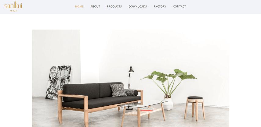 Santai Furniture - 12 Toko Furniture Lokal Terbaik