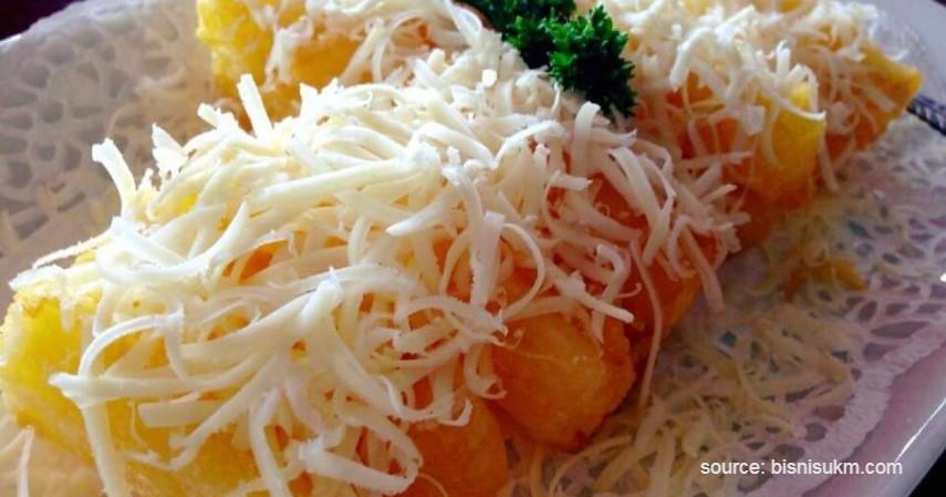 Singkong keju - 8 Ide Bisnis Kuliner dari Olahan Singkong