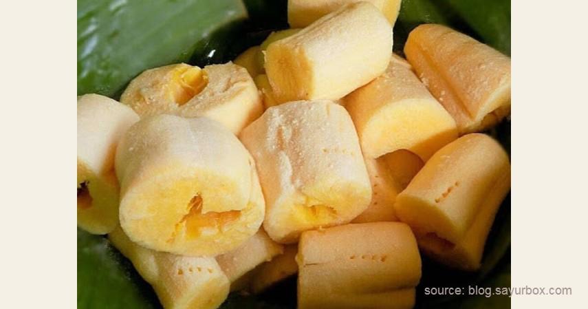 Tape singkong - 8 Ide Bisnis Kuliner dari Olahan Singkong