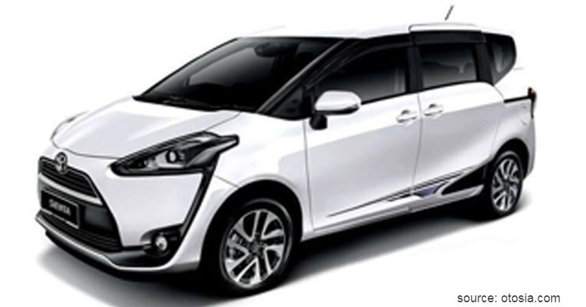 Toyota Sienta - Daftar Mobil Bekas MPV Pintu Geser Terbaik Di Bawah Rp150 Juta