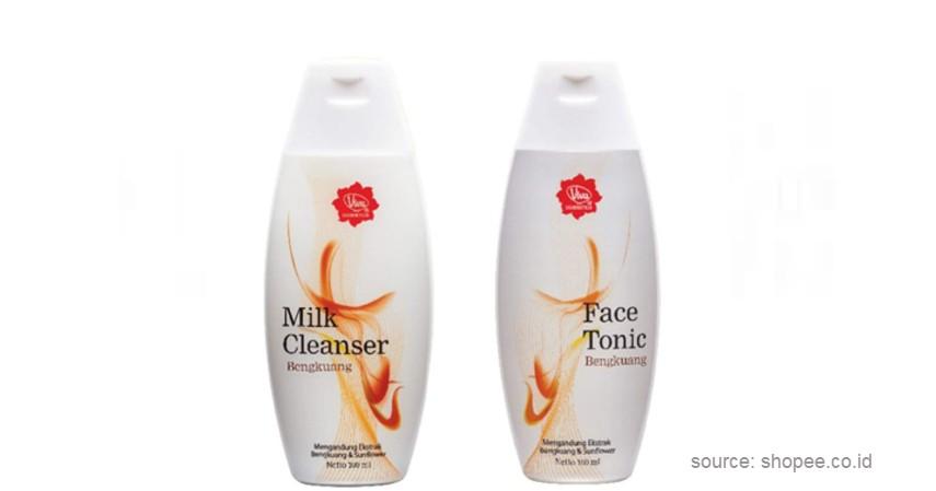 Viva Milk Cleanser - 9 Skincare Lokal Terbaik untuk Jerawat