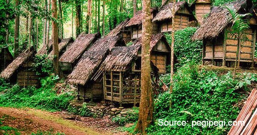 Wisata Indonesia yang Terkenal Memiliki Mitos - Baduy - Banten