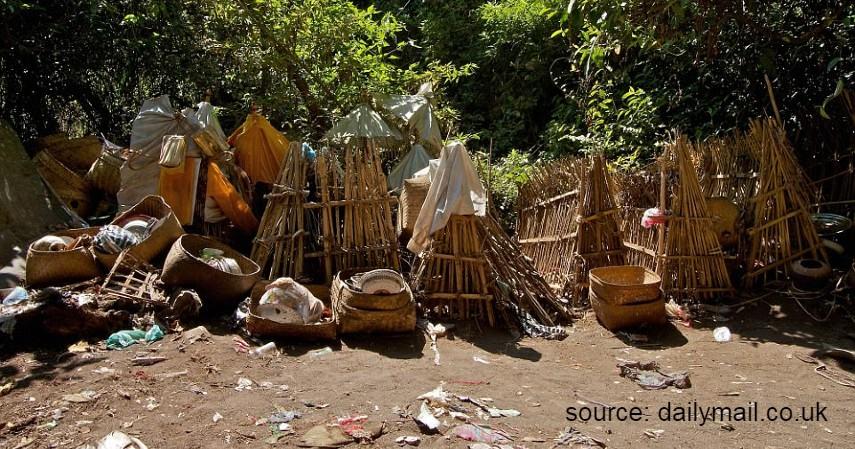 Wisata Indonesia yang Terkenal Memiliki Mitos - Desa Trunyan – Bali