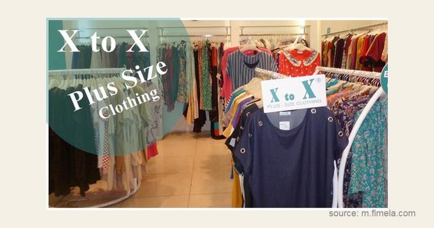 X to X Plus Size Clothing - 8 Brand Lokal Fashion Plus Size Terbaik