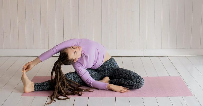 Yoga - Olahraga yang Bisa Bantu Memperpanjang Usia dan Menurunkan Risiko Kematian Dini